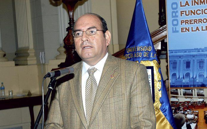 César Landa Arroyo - Ideeleradio (Foto Congreso de la República)