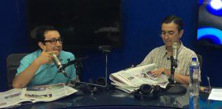 Glatzer Tuesta y Ernesto de la Jara - Ideeleradio