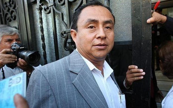 Gregorio Santos - Foto - El Comercio