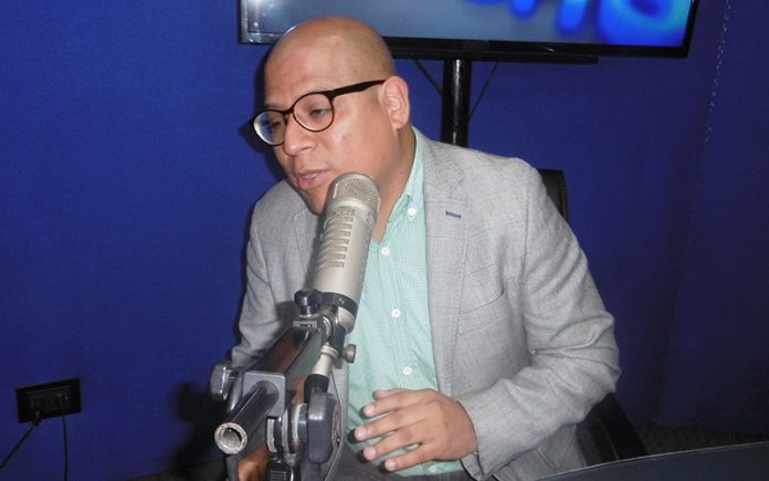 José Carlos Requena - Ideeleradio