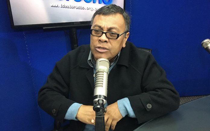 Jorge Aparcana - Ideeleradio
