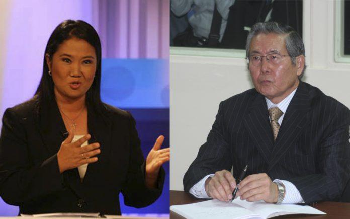 Keiko Fujimori - Alberto Fujimori - Ideeleradio