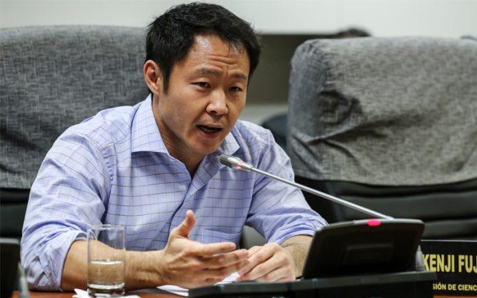 Kenji Fujimori - Foto- Congreso