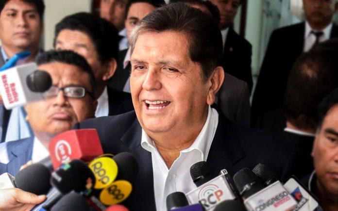 Alan García - Ideeleradio
