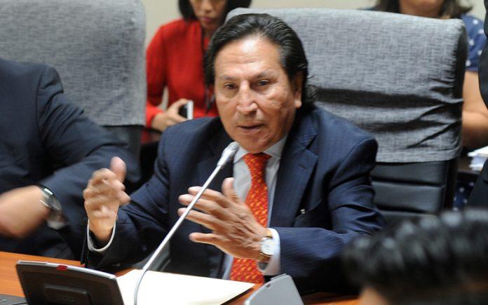 Alejandro Toledo - Ideeleradio Foto: Congreso