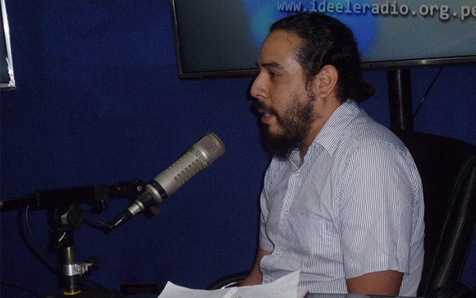 Gonzalo Córdova - Ideeleradio