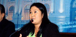 Keiko Fujimori - Ideeleradio - Foto-Congreso