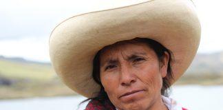 Máxima Acuña - Ideeleradio - Foto: Goldman Prize