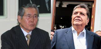 Alberto Fujimori - Alan García - Ideeleradio - Foto: Congreso