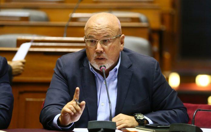 Carlos Bruce - Ideeleradio - Foto: Congreso