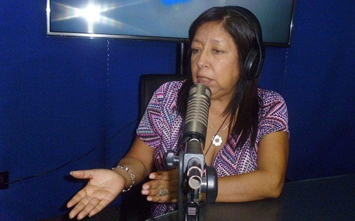 María Elena Foronda - Ideeleradio