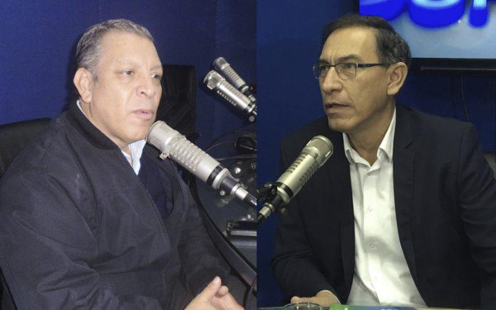 Marco Arana - Martín Vizcarra - Ideeleradio