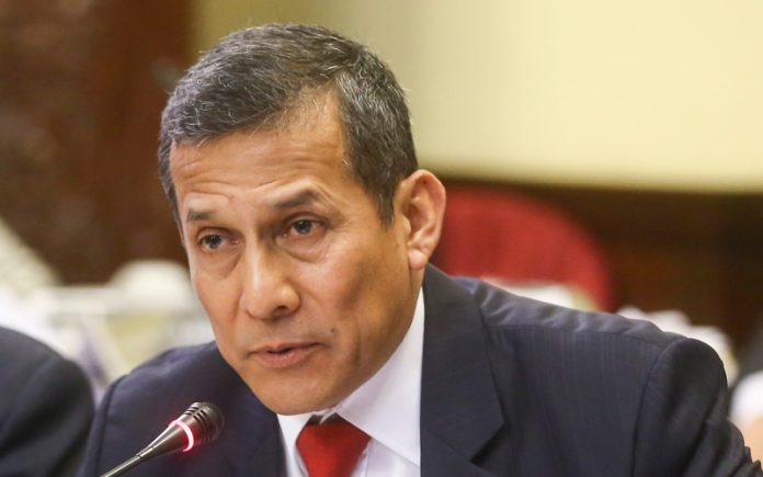Ollanta Humala - Foto: Congreso