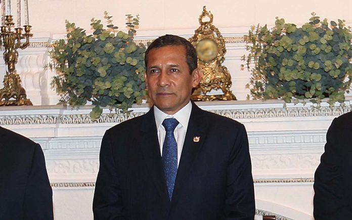 Ollanta Humala - Ideeleradio Foto: Congreso