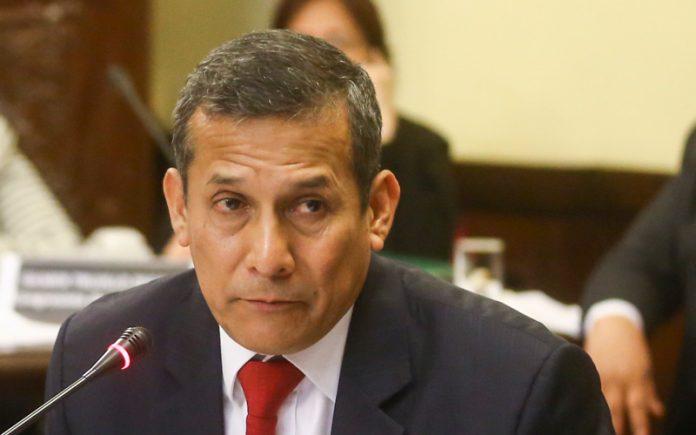 Ollanta Humala - Ideeleradio - Foto - Congreso