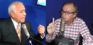 Remigio Hernani - Carlos Basombrío - Ideeleradio