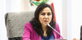 Gloria Montenegro - Ideeleradio - Foto: Congreso