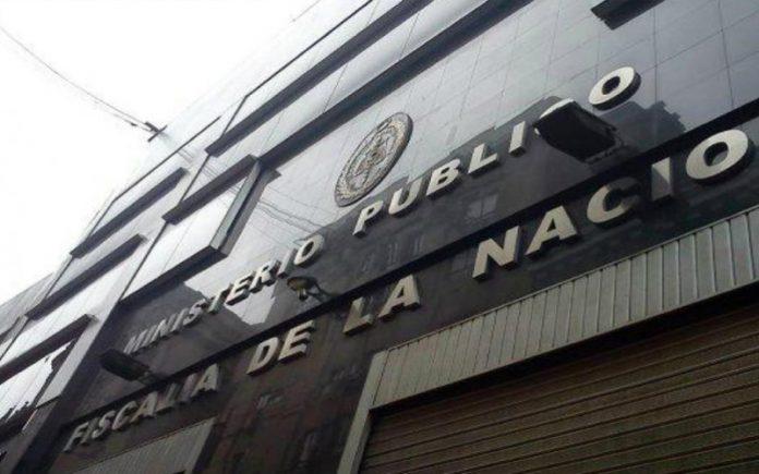 Ministerio Público - Foto: Fiscalía de la Nación
