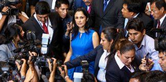 Nadine Heredia - Ideeleradio - Foto: Congreso