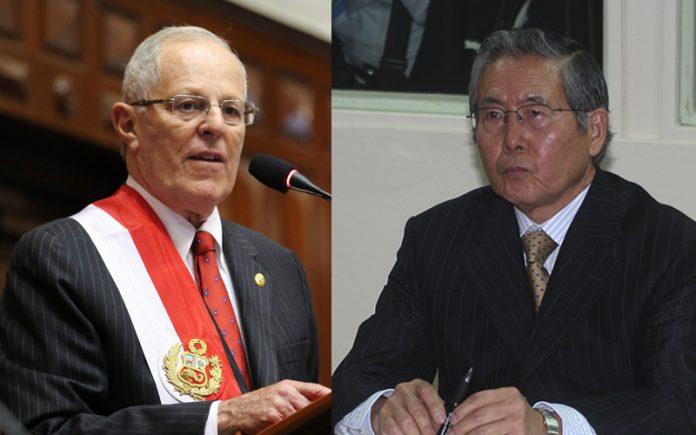 Pedro Pablo Kuczynski - Alberto Fujimori - Ideeleradio