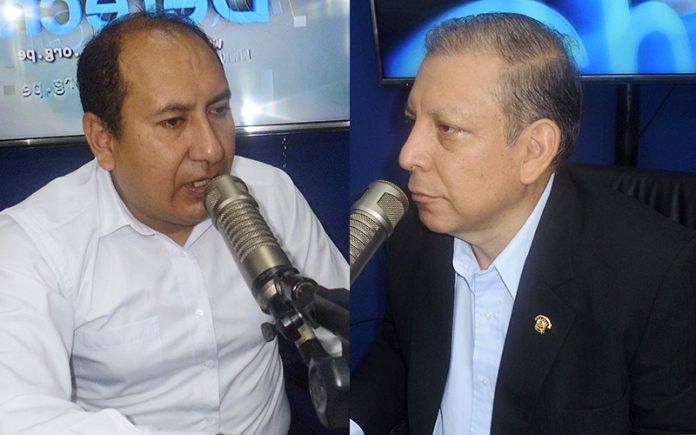 Richard Arce - Marco Arana - Ideeleradio