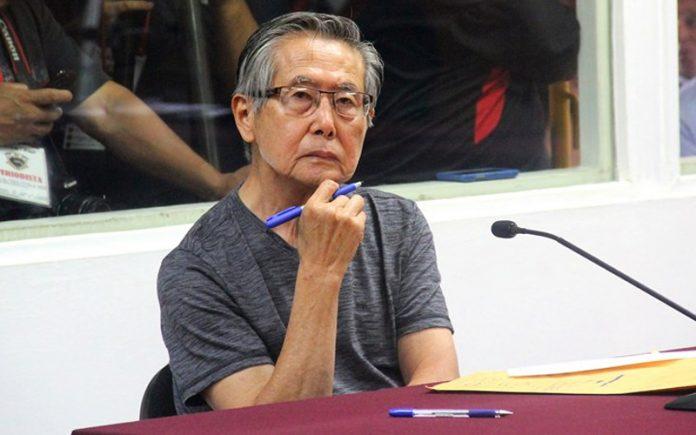 Alberto Fujimori - Ideeleradio - Foto-Poder Judicial