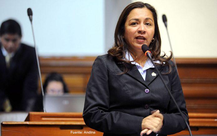 Marisol Espinoza - Ideeleradio - Foto: Congreso