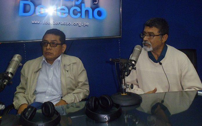 Martín Morales - Alberto Paz de la Vega - Ideeleradio