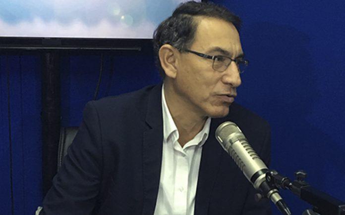 Martín Vizcarra - Ideeleradio