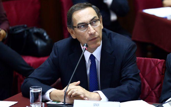 Martín Vizcarra - Ideeleradio - Foto: Congreso