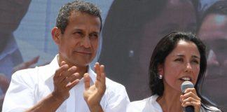 Ollanta Humala - Nadine Heredia - Foto: Andina