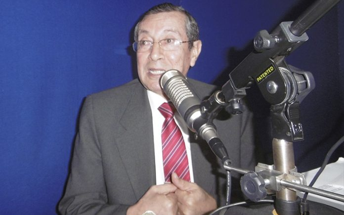 Víctor Cubas Villanueva - Ideeleradio 7