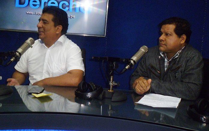 Víctor Manuel Gómez Rojas - Albert Luis Díaz Noche - Ideeleradio