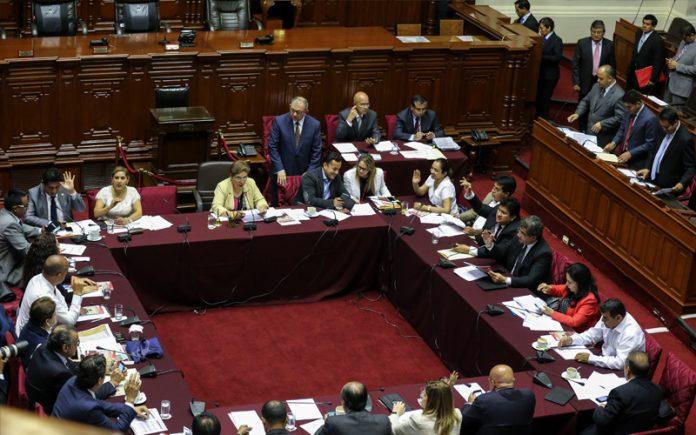 Congreso del Perú - Ideeleradio - Foto: Congreso