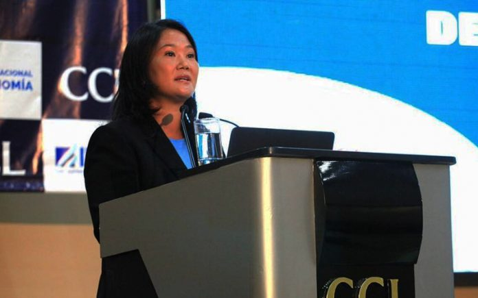 Keiko Fujimori - Foto: Facebook Keiko Sofia Fujimori Higuchi