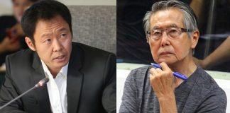 Kenji Fujimori - Alberto Fujimori - Foto: Congreso - Poder Judicial