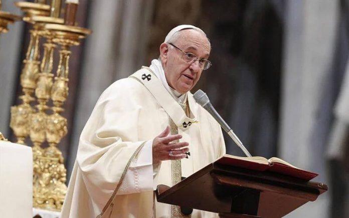 Papa Francisco - Fuente: Facebook