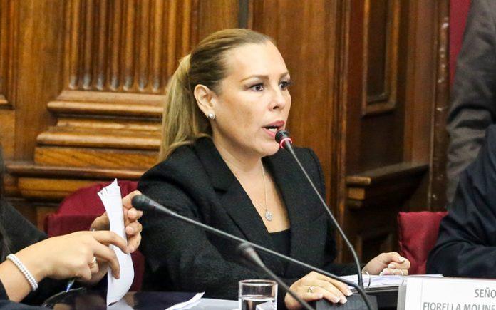 Fiorella Molinelli - Ideeleradio - Foto: Congreso