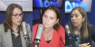 Julia Príncipe - Marisol Pérez Tello - Katherine Ampuero - Ideeleradio