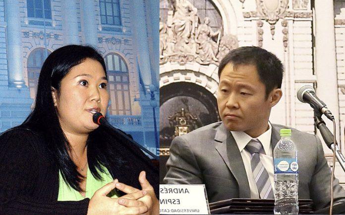 Kenji Fujimori - Keiko Fujimori - Ideeleradio - Foto: Facebook Keiko Sofia Fujimori Higuchi