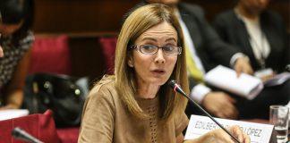 Marilú Martens - Ideeleradio - Foto: Congreso