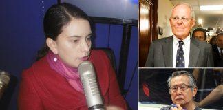 Verónika Mendoza - Pedro Pablo Kuczynski - Alberto Fujimori - Ideeleradio