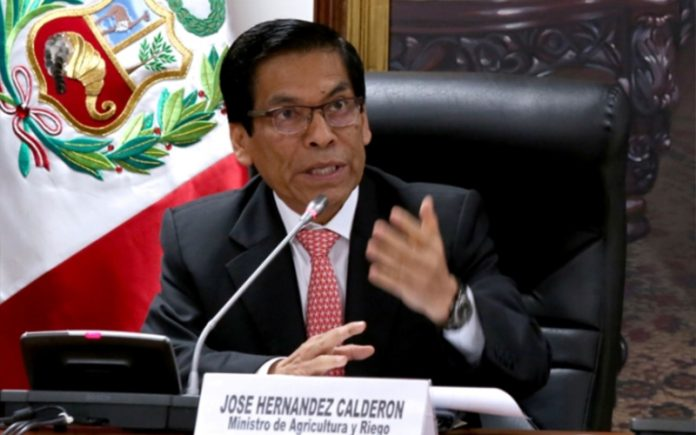 José Hernández - Fuente Andina