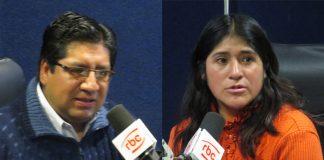 Jaime Silva - Lourdes Mendoza - Ideeleradio