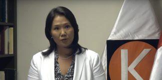 Keiko Fujimori - Foto: Facebook