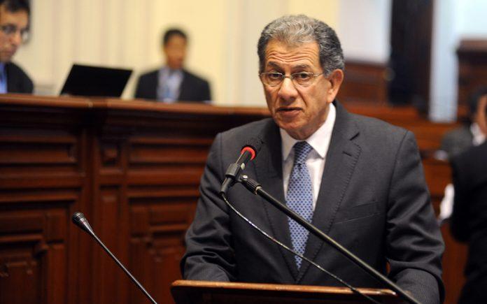 Óscar Urviola - Foto: Congreso