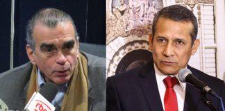 Pedro Olaechea - Ollanta Humala - Ideeleradio