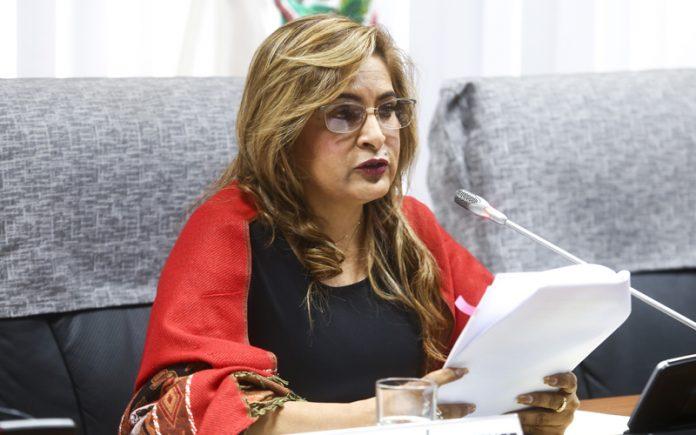 Maritza García - Foto: Congreso