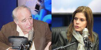 Víctor Andrés García Belaunde - Mercedes Aráoz - Foto: Ideeleradio