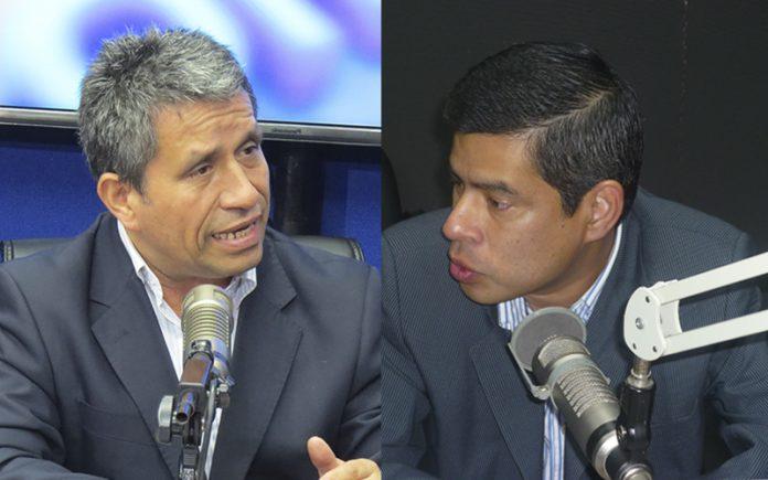 Carlos Rivera - Luis Galarreta - Ideeleradio
